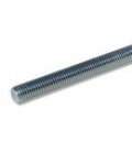 Ø10 mm (0,39 in) threaded rod - length 1m