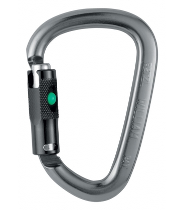 Mousqueton William Ball-Lock (PETZL)