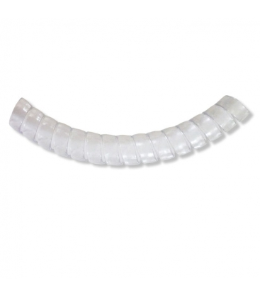 SPRING-SHAPED PLASTIC SHEATH
