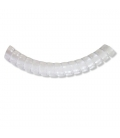 Spring-shaped plastic sheath Ø15 mm (0,59 in)