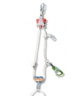 Complete rodeostop fall arrester - 20m rope