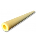Tube mousse long fendu Ø int. 60 mm /Ø ext. 120 mm - longueur 2000 mm