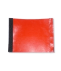 Bâche de protection de tube mousse rouge 250 x 305 mm