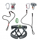 Aspir Instructor size 1 PPE kit - Continuous belay system