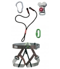 Gym Y adult and youth PPE kit - Continuous belay system