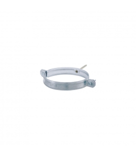 GALVANIZED STEEL CLAMP - 12.5 cm (4.92 in)