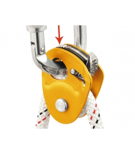 MICRO TRAXION pulley (Petzl)