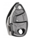 Grey grigri + (Petzl) for rope Ø8,,5-11mm