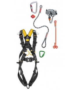 Newton for large person ppe kit size 1 - Self belay system