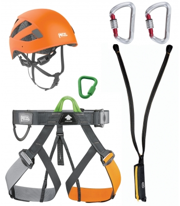 Pack Pandion via ferrata - Casque taille 1